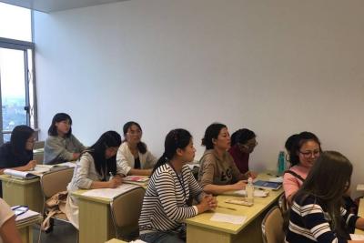 英语教育课堂
