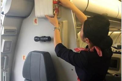 客舱安全管理检查